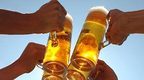 Gegen die Bier-Eintönigkeit: Mikrobrauereien wollen Markt erobern