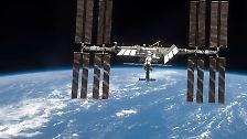 Außenposten der Menschheit im All: Das harte Leben an Bord der ISS