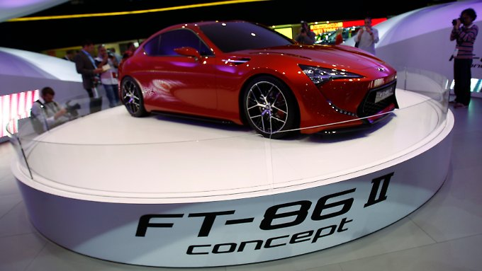 Neuer Schwung bei Toyota: Und wenn es dem Autobauer gut geht, läuft es auch in der japanischen Wirtschaft.