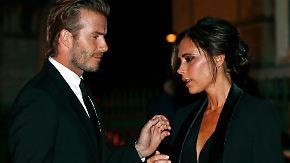 Promi-News des Tages: Beckhams spenden High Heels