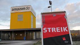 Verdi macht Ernst: Streik soll Amazon das Weihnachtsgeschäft vermiesen