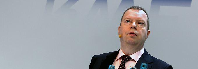 RWE-Chef Peter Terium arbeitet an der Zukunftsfähigkeit seines Konzerns.
