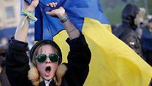 Hin- und hergerissen zwischen Europa und Russland: Will die Ukraine doch?
