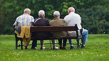 """""""Die Zeit drängt"""": Allianz: Alterung lässt Wohlstand schrumpfen"""