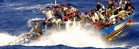 Eurosur, das neue Grenzschutzsystem: Abwehren und notfalls auch retten