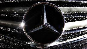 Autokauf von zu Hause aus: Daimler steigt in den Online-Handel ein