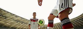 Neue Produkte und die Fußball-WM: Adidas setzt auf Samba de Janeiro
