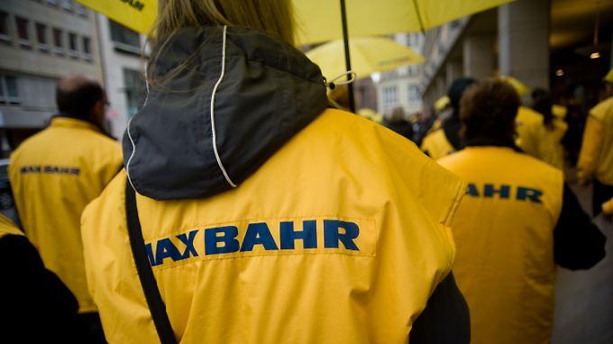 Weitere Mitarbeiter dürfen auf eine Weiterbeschäftigung hoffen: Hagebau angelt sich einige Max-Bahr- und Praktiker-Immobilien.
