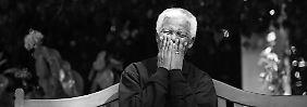 Mandela war auch ein Mann voller Humor.