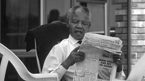 """Trauer um """"Madiba"""": """"Wir müssen Mandelas Werte leben"""""""