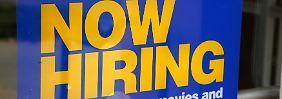 """""""Good news"""" sind doch keine """"bad news"""": US-Arbeitsmarkt überrascht nicht genug"""