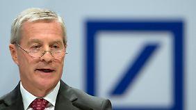 Die Staatsanwälte ermitteln auch gegen Deutsche-Bank-Chef Jürgen Fitschen.