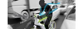 Luftfilter im Lenker: E-Bike kommt mit Frische-Brise-Funktion