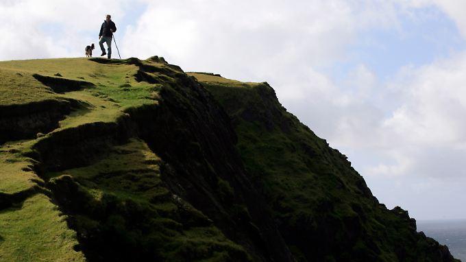Die Eurozone gibt sich zuversichtlich: Irland ist über den Berg.