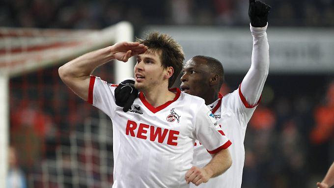 Köln startet mit einen Sieg in die Rückrunde.