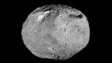 Der Asteroid Vesta.