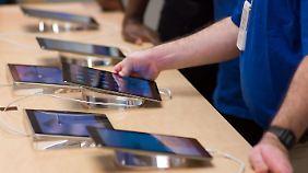 Geräte im Vergleich: Welches Tablet eignet sich für wen?