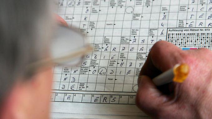 Rund um den Globus suchen Millionen Menschen täglich nach den passenden Buchstaben für die Kästchen.