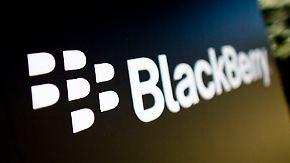 Talfahrt nimmt kein Ende: Blackberry fährt Rekordverlust ein