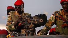 Deutscher Botschafter ausgeflogen: AU vermittelt im Südsudan