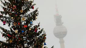 Weiße Weihnacht bleibt ein Traum: Rekordverdächtige 15 Grad an Heiligabend