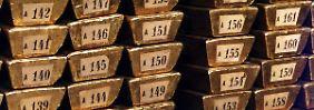 Neues Lagerstättenkonzept: Bundesbank holt tonnenweise Gold zurück