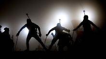 Der Sport-Tag: Russland nur noch provisorisch im Biathlon-Weltverband