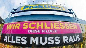 Loewe, Praktiker und Flexstrom: Die spektakulärsten Firmenpleiten 2013