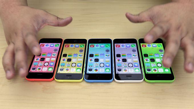Apple-Aktionäre wollen ihre Scheibe vom Erfolg des Konzerns abhaben.