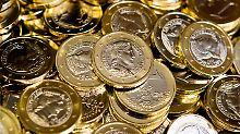 Entspannter Handel: Euro bewegt sich kaum