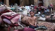 """Überschwemmungen, Cholera und Hunger: Pakistan vor """"humanitärem Desaster"""""""