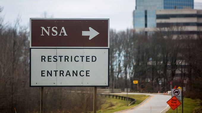 Die NSA selbst verschafft sich überall Zugang.