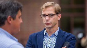 Stefan Liebich ist Obman der Linkspartei im Auswärtigen Ausschuss.