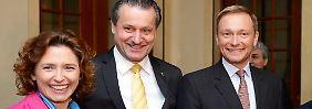 Dreikönigstreffen der Totgesagten: Die FDP will es allen recht machen