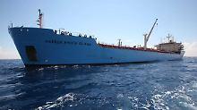 Tankerflotte ausgedünnt: Moeller Maersk strafft sich
