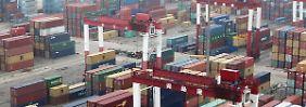 1.000.000.000.000 Euro: Deutscher Exportmotor brummt
