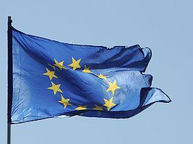 Europa ist noch nicht über den Berg.