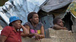 Vier Jahre nach dem Erdbeben: Noch immer sind Tausende Haitianer obdachlos