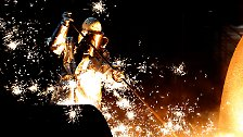 Platz drei geht an Deutschlands größten Stahlkocher ThyssenKrupp.