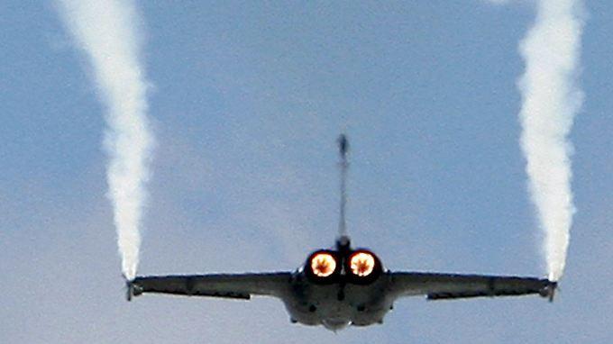 Rafale ist im Ausland noch kein Überflieger.