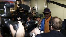 """""""Ich bin nicht der Präsident"""": Rodman gibt nach Kim-Visite klein bei"""