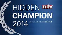 """Mittelstandspreis: n-tv sucht den """"Hidden Champion 2014"""""""