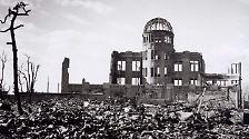 """""""Wir haben nichts zu bereuen"""": Erste Atombombe über Hiroshima"""