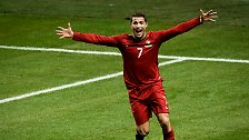 Wahl zum Weltfußballer des Jahres: Ronaldo übertrumpft Messi und Ribéry