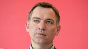 Jan van Aken ist außenpolitischer Sprecher der Linken-Fraktion im Bundestag.