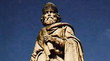 Fundsache, Nr. 1240: Knochen von Alfred dem Großen