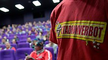 Urteil des Oberlandesgerichts: Bundesweite Stadionverbote sind zulässig