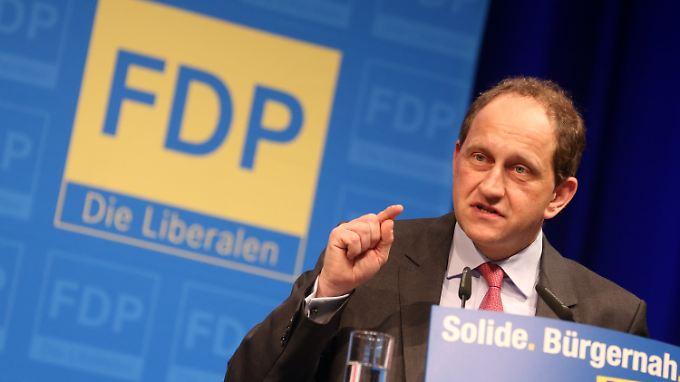 Alexander Grad Lambsdorff ist der Neffe des frühreren Wirtschaftsminister Otto Graf Lambsdorff.