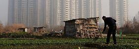 Chinas Wachstum brachte für viele Bürger Wohlstand, hat aber auch die Umwelt zerstört.