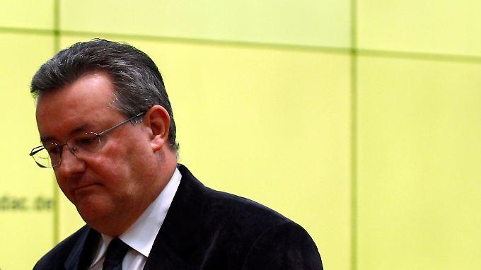 Der Geschäftsführer des ADAC, Karl Obermair, sieht alle Schuld beim Ex-Kommunikationschef.
